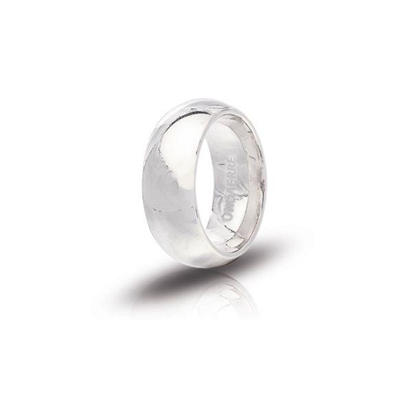 Fedina Narciso in argento bianco
