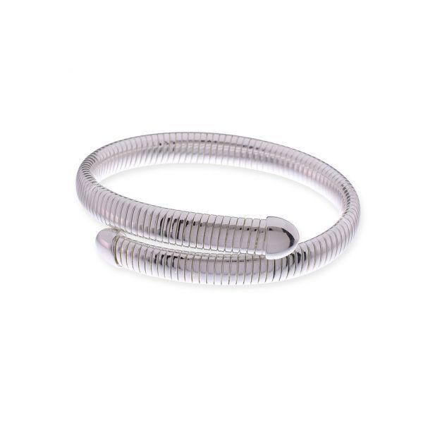 White bronze bracelets
