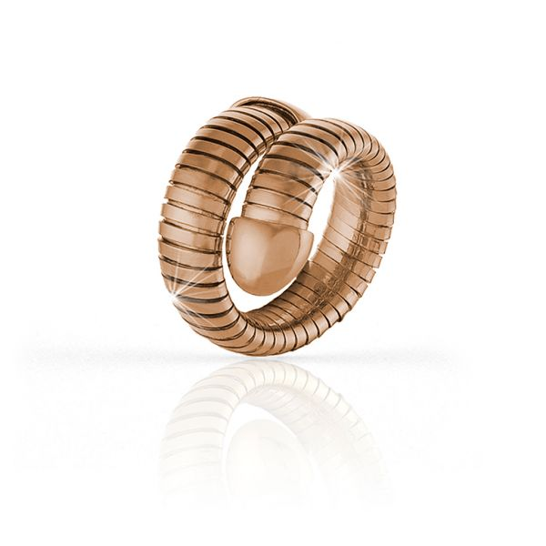 Red bronze rings