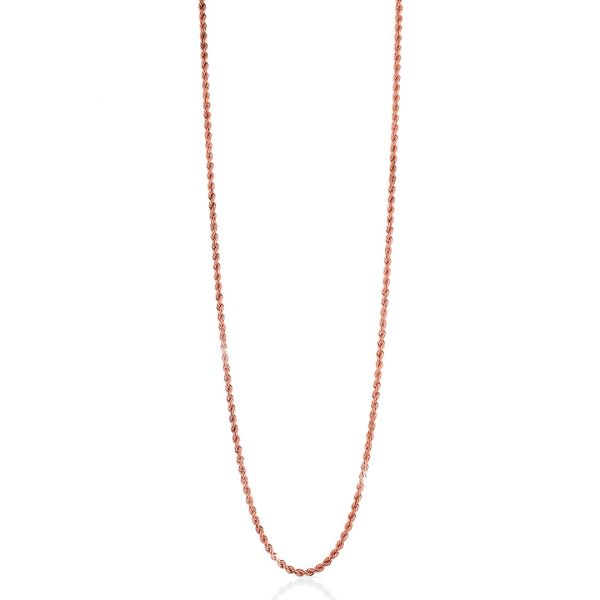 Red bronze necklaces
