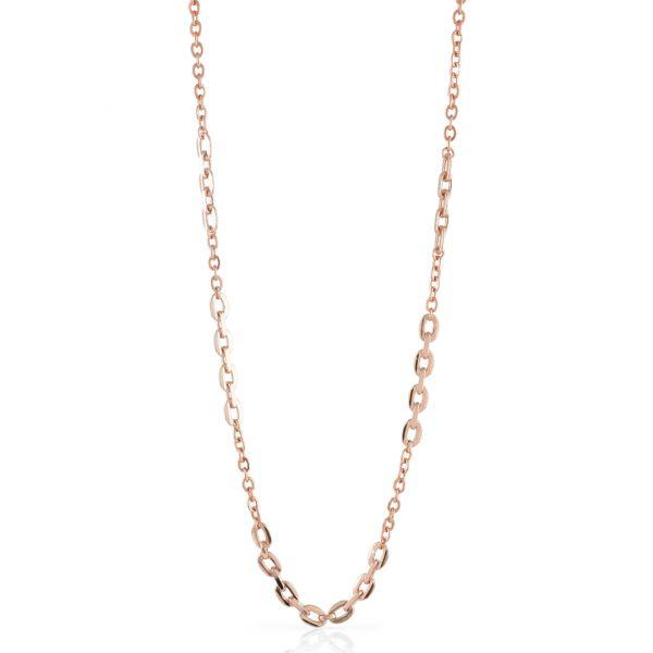 Red bronze necklaces