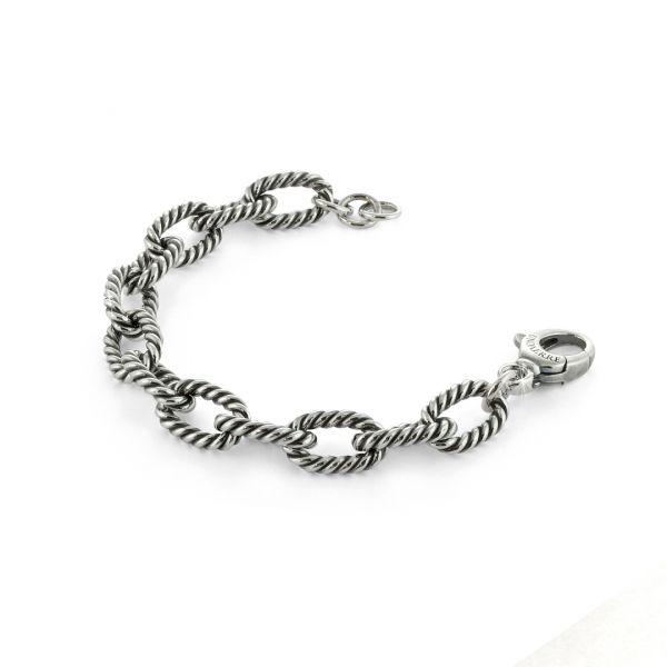 Natural silver bracelets