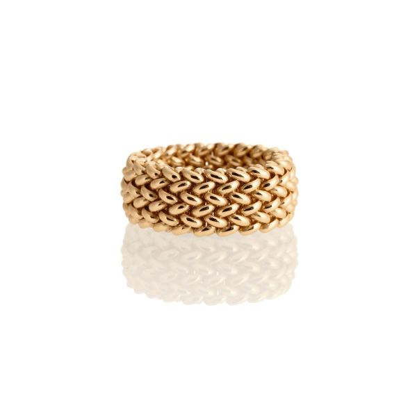 Yellow silver ring Chicco